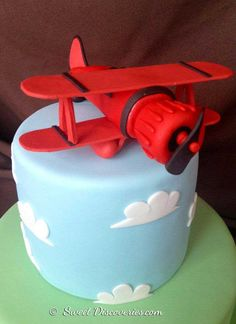 Groom cake of Planes Birthday Cake, Birthday Cakes For Men, Birthday Ideas, Airplane Cakes, Airplane Party, Cake Cookies, Cupcake Cakes, Boat Cake, Science Party