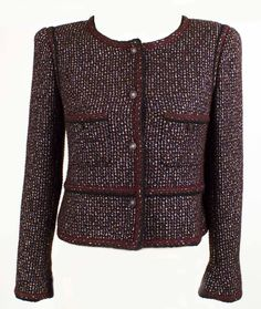 Chanel: Sold for the Pandora Price of £875 Jacket. - http://www.pandoradressagency.com/latest-arrivals/product/chanel-135/