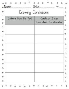 Worksheet Drawing Conclusions Worksheets 3rd Grade free printable activities and to draw on pinterest drawing conclusions