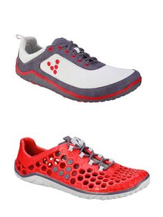<3 vevo barefoot running trainers