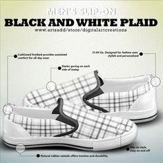 #shoes #sliponshoes #menshoes #casualshoes #loafers #kiks #footwear #casual #urban #menfashion #fashion #fashionable #plaid #tartan #digitalartcreations