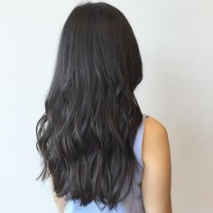 Long Soft Layer With Those Lived In Waves Cut By Jason Townsend Jasontownsend Esslondonseattle Asian Asianhair Asianfashion