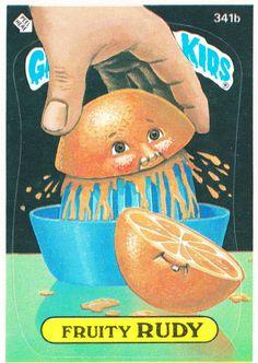 will hung garbage pail kids | Visit adieholly.com
