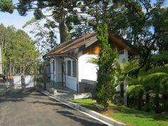Casa da Guarda Armada do Palácio Boa Vista.