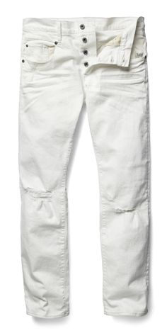 The Radar jean features lowered pockets front and back for a low-slung look. Fine-gauge stitch-work unites authentic construction with refined design. www.g-star.com