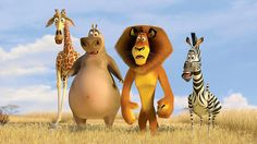 The VOD provider will have exclusive first-run access to new TV series inspired by DreamWorks' animated characters Madagascar Film, Madagascar Escape 2 Africa, Disney Cartoon Movies, Disney Cartoons, Disney Characters, Dreamworks Animation, Animation Movies, 2015 Movies, Kid Movies