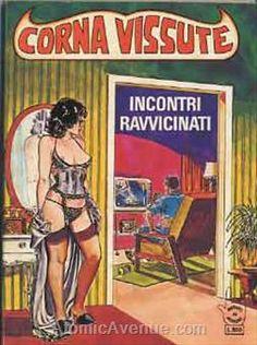 Corna Vissute #1 from Edifumetto
