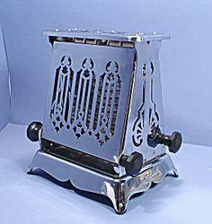 Vintage Hotpoint Toaster Circa 1920's