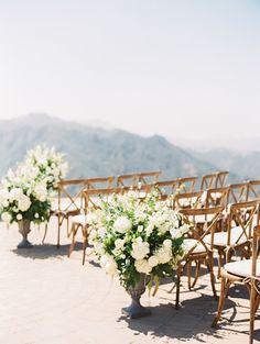 Featured Photographer: Sally Pinera Photography; wedding ceremony idea