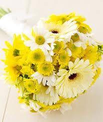 Daisy flower arrangement