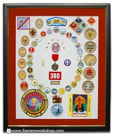 Eagle Scout Badges and Patches