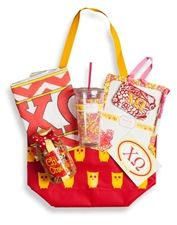 Chi Omega Bid Day Package www.sassysorority.com