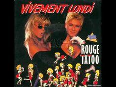 Rouge Tatoo Vivement Lundi (1988)