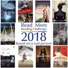 #readmore2018 #readingchallenge #books #realperson #seymourlibrary