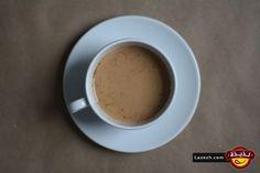 شاي الحليب والبهارات بالصور