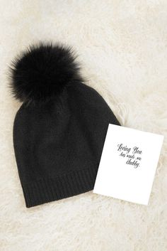 Cashmere and Fur Pom Pom Hats - The Cashmere Shop - 1 Valentine Day Gifts, Valentines, Popular Hats, Fur Pom Pom Hat, Cashmere Hat, Winter Hats, Knitting, Gift Ideas, Shopping