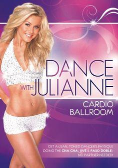Dance with Julianne: Cardio Ballroom