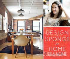 Photo Gallery: Interiors From Design*Sponge At Home | House & Home