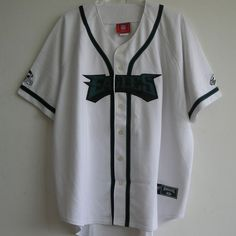New Philadelphia Eagles Extremely RARE Vintage Baseball Style Jersey 3XL  080558f05