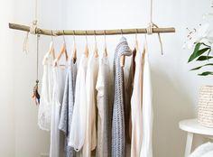living room ideas – New Ideas Ikea Dressing Ouvert, Dressing Ikea, Boho Deco, Boho Room, Walk In Closet, New Room, Plant Decor, Interiores Design, Wardrobe Rack
