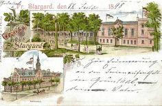 STAROGARD GDAŃSKI - POWIAT STAROGARDZKI NA STAREJ POCZTÓWCE - WIRTUALNA PODRÓŻ W CZASIE (ponad 300 pocztówek) 18th, History