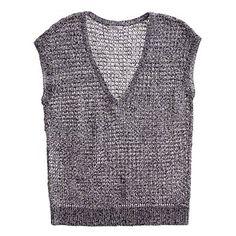 linen knit madewell