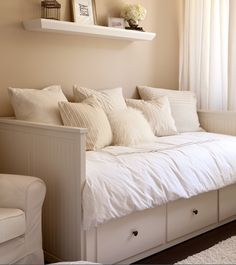 HEMNES from Ikea Daybed frame with 3 drawers, white $399.00