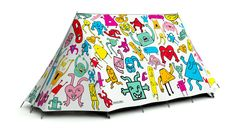 'Always Room for One More' tent #fieldcandy