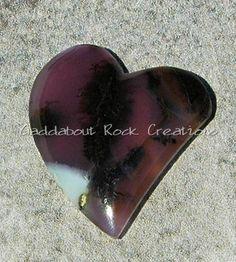 Gaddabout Rock Creations - Amethyst Sage Agate Cabochon 5140, $21.95 (http://stores.gaddaboutrockcreations.com/amethyst-sage-agate-cabochon-5140/)