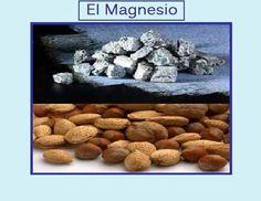 Develando la Salud: El Magnesio