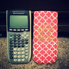 Decorate your calculator to make math more enjoyable... Or at least more colorful.