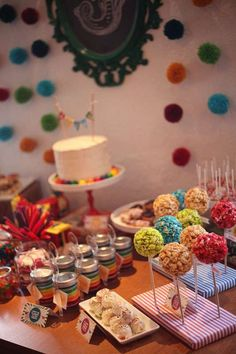 Carnival/Circus Birthday Party Ideas   Photo 4 of 27   Catch My Party