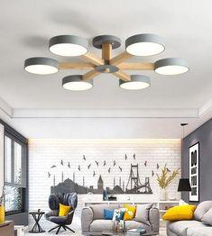 Modern Luxury Multi Stem Lamp Chandelier – Warmly