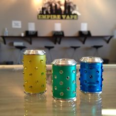 New mod reviews and news! Visit http://www.whichecigarette.com/review-cats/premium-ecigarettes/ for the hottest vaping devices on the market #whichecigarette   Bling tanks by Surric