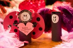 valentine idea | valentine's day kids crafts - Ideas for Kids | I Love You-Picture And ...