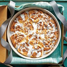 Top-Rated Christmas Brunch Recipes: Biscuit Cinnamon Sweet Rolls