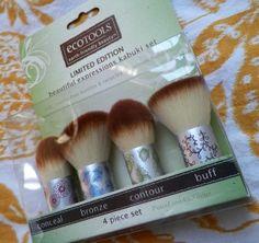 EcoTools Kabuki Brush set.