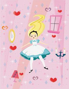 Alice in Wonderland by Judy Oliva