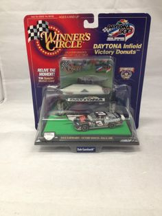 Winners Circle Dale Earnhardt Daytona Infield Victory Donuts. SOLD!! Was available at Gadgets and Gold in Gainesville, FL!