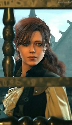 Élise De La Serre Assassin's Creed: Unity