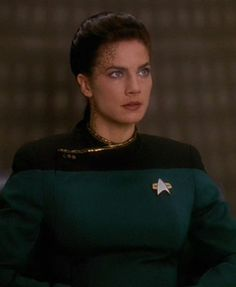 Jadzia Dax Deep Space 9