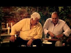 Have You Seen Two Greedy Italians Season 1? The Recipes Are Great and the Guys Are Adorable!