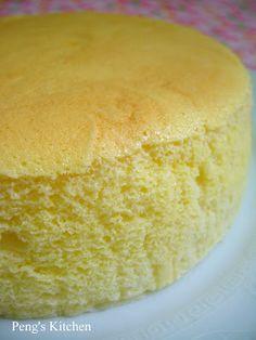 Peng's Kitchen: Japanese Cheesecake