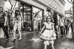 8th Annual Hollywood Subway Zombie Walk