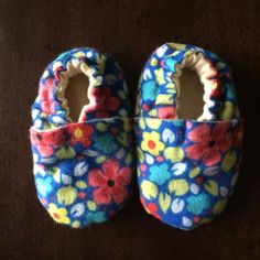 The Aubry shoe by CousinKix on Etsy