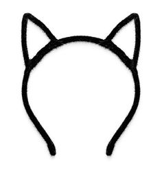 Puma Cat Ears Headband – Meowingtons.com  Totally going to be a cat this year for Halloween and wearing these!!!!