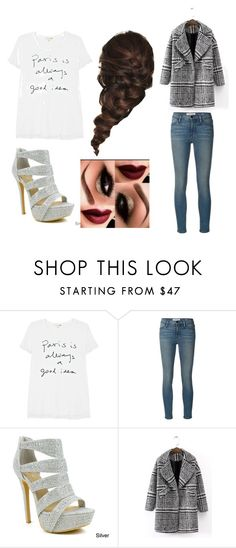 """Simply Cute"" by bjones6367 ❤ liked on Polyvore featuring Sundry, Frame Denim, Celeste and Disney"