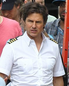 Exclusive... From Maverick to 'Mena,' Tom Cruise Sheds Famous Pilot Role For…