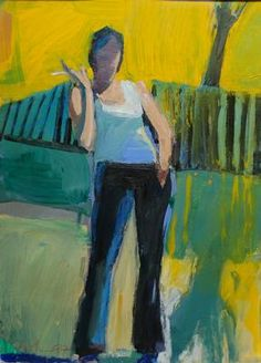 paul+wonner+paintings   Black Pants by Kim Frohsin Portraits, Portrait Art, Contemporary Abstract Art, Modern Art, Figure Painting, Painting & Drawing, Art Painting Images, Paintings, Bay Area Figurative Movement