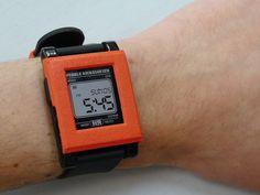 Pebble Watch Covers by Drew Beller — Kickstarter